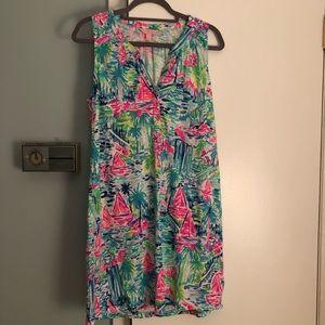 NWOT Lilly Pulitzer Tank Dress Sz M